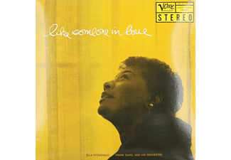 Ella Fitzgerald - Like Someone In Love (180g Vinyl)-Leloir Collect - (Vinyl)