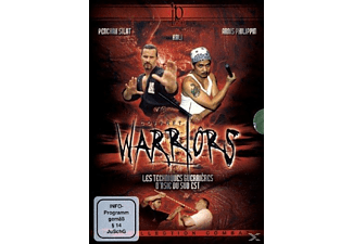 WARRIORS BOX - (DVD)
