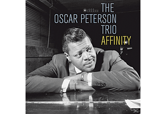 Oscar Peterson - Affinity (Limited, Deluxe, High Quality Edition) (Vinyl LP (nagylemez))