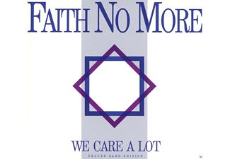 Faith No More - We Care A Lot CD