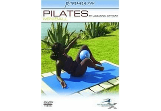 Pilates by Juliana Afram - Miniball - (DVD)