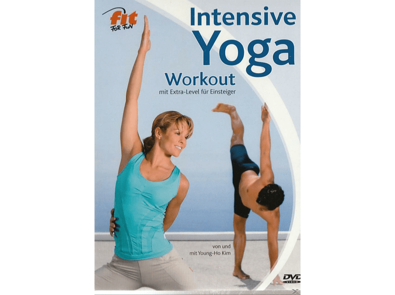 Fit For Fun - Intensive Yoga Workout [DVD]