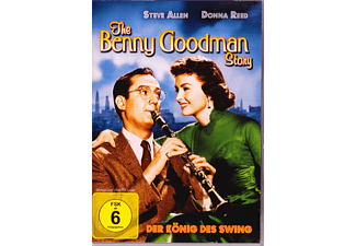 The Benny Goodman Story - The King of Swing - (DVD)