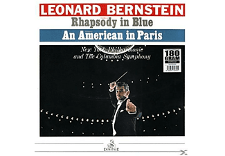 Leonard Bernstein - Gershwin: Rhapsody In Blue,An American In Paris - (Vinyl)