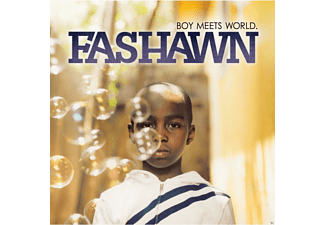Fashawn - BOY MEETS WORLD - (CD + DVD Video)