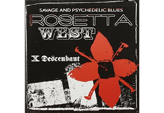 Rosetta West - X Descendant - (CD)