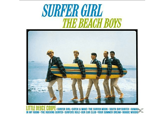 The Beach Boys - Surfer Girl (LP) - (Vinyl)