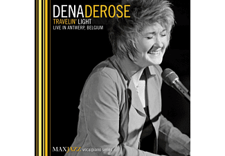 Dena Derose - Travelin' Light-Live In Belgium - (CD)