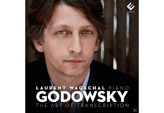 Laurent Wagschal - Godowsky,The Art Of Transcription - (CD)