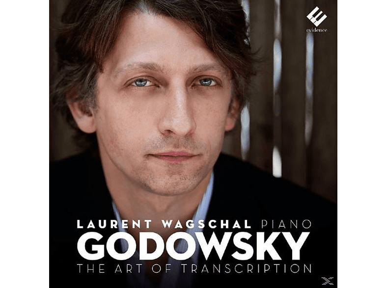Laurent Wagschal - Godowsky,The Art Of Transcription [CD]