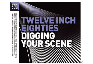 VARIOUS - Digging Your Scene - (CD)