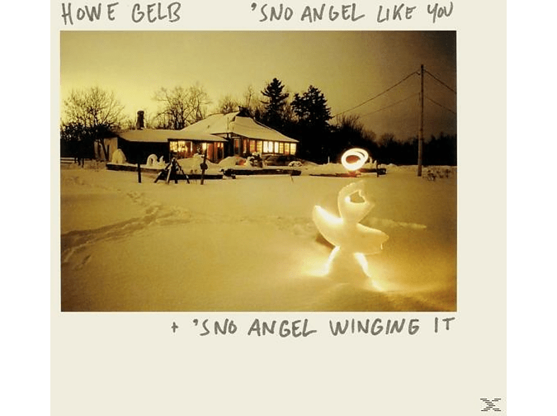 Howe Gelb - 'Sno Angel Like You+'Sno Angel Wi [LP + Download]