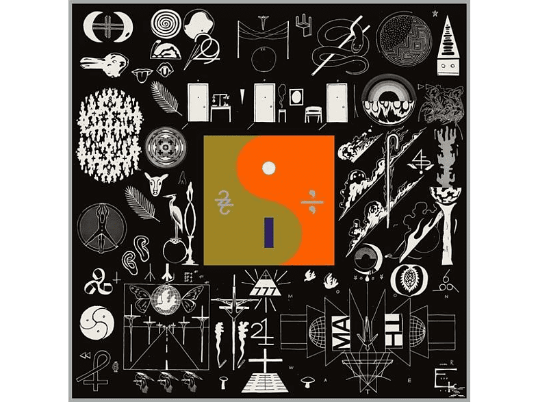 Bon Iver - 22,A Million [LP + Download]