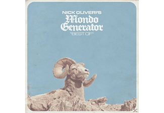 Nick -'s Mondo Generator- Oliveri - Best Of - (CD)