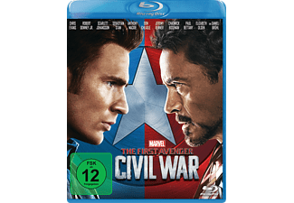 The First Avenger: Civil War (Chris Evans, Robert Downey Jr.) Action Blu-ray