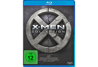 X-Men 1-6 Collection Action Blu-ray