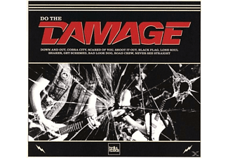 Damage - Do The Damage - (CD)