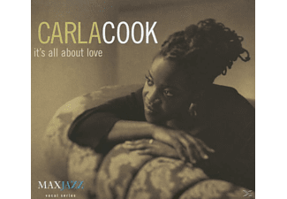 Carla Cook - It's All About Love - (CD)