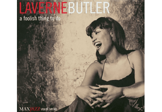 Laverne Butler - A Foolish Thing To Do - (CD)