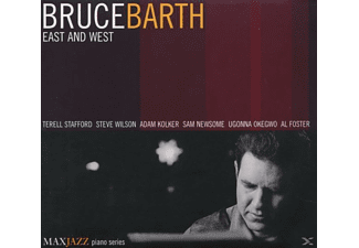 Bruce Barth - East And West - (CD)