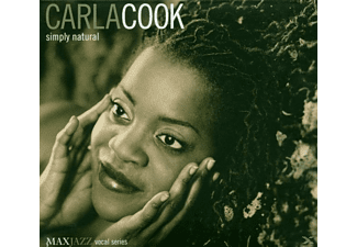 Carla Cook - Simply Natural - (CD)