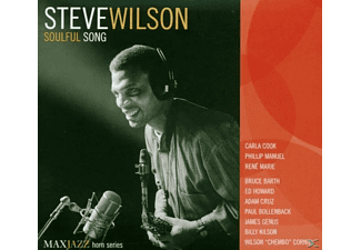 Wilson Steve - Soulful Song - (CD)