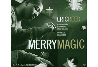 Reed Eric - Merry Magic - (CD)