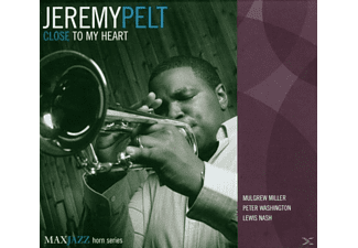 Jeremy Pelt - Close To My Heart - (CD)
