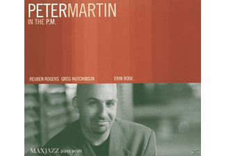 Martin Peter - In The P.M. - (CD)
