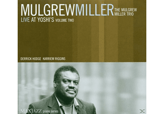 Mulgrew Miller - Live At Yoshi's Vol.2 - (CD)