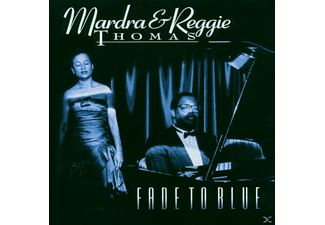 Reggie Mardra & Thomas - Fade To Blue - (CD)