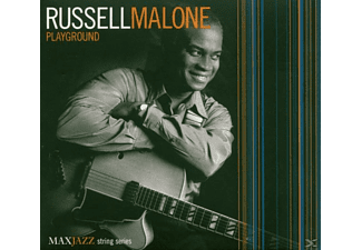 Russell Malone - Playground - (CD)