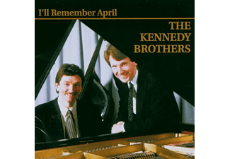 The Kennedy Brothers - I'll Remember April - (CD)