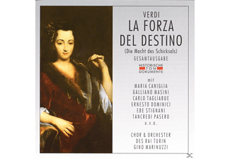 VARIOUS - La Forza Del Destino - (CD)