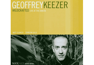 Geoffrey Keezer - Wildcrafted - (CD)