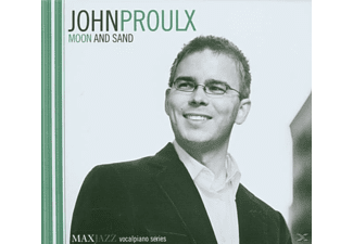 John Proulx - Moon and Sand - (CD)