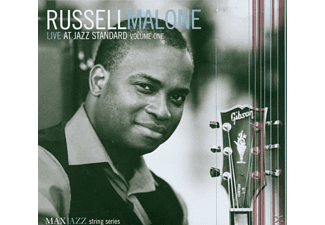 Russell Malone - Live at Jazz Standard Vol.1 - (CD)