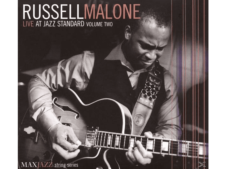 Russell Malone - LIVE AT JAZZ STANDARD 2 [CD]