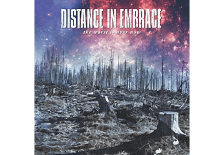 Distance In Embrace - The Worst Is Over Now - (CD)