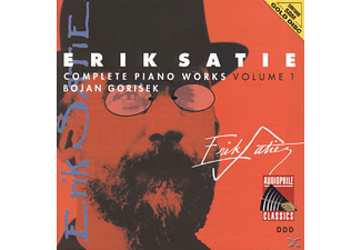 Érik Alfred-Leslie Satie - Complete Piano Works 1 - (CD)