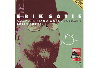 Érik Alfred-Leslie Satie - Complete Piano Works 2 - (CD)