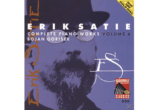 Érik Alfred-Leslie Satie - Complete Piano Works 4 - (CD)