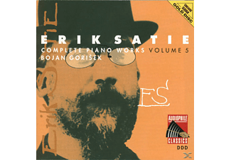 Érik Alfred-Leslie Satie - Complete Piano Works 5 - (CD)