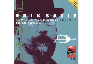 Érik Alfred-Leslie Satie - Complete Piano Works 6 - (CD)