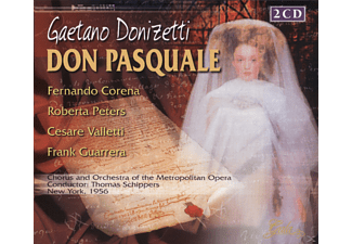 Moo, Corena, Peters, Valetti, Frank Guarrera - Don Pasquale - (CD)