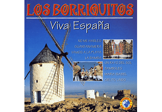 Los Borriquitos - Viva Espana - (CD)