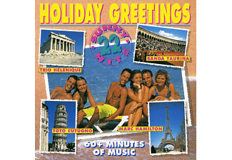 VARIOUS - Holiday Greetings-22 Tr- - (CD)
