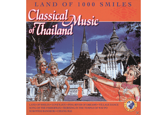 VARIOUS - Land of 1000 Smiles - Classical Music of Thailand - (CD)