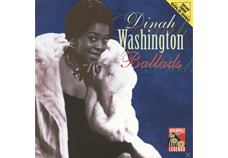 Dinah Washington - Ballads-24 Tr.- - (CD)