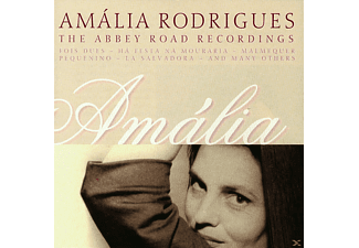 Amália Rodrigues - The Abbey Road Recordings - (CD)